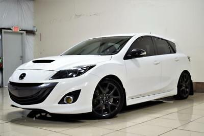 Mazda3 Mazdaspeed3 Touring 2013 MAZDA SPEED3 TURBO ONE OWNER LOW MILES 5 SPEED SUPER CLEAN HARD TO FIND