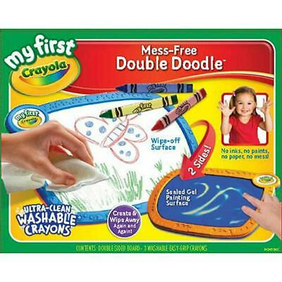 My First Crayola Double Doodle Board - Crayola Free Shipping!