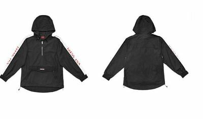 Guess Jeans x Sean Wotherspoon Farmers Market Hooded Nylon Anorak XL NWT 76bf22d4ab221