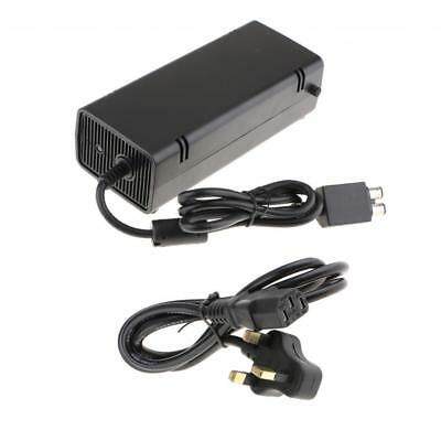AC Adapter Charger Power Supply Cord for Xbox 360 Slim Brick 135W 12V UK