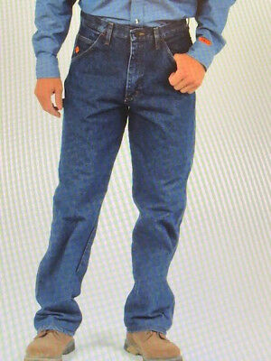 Wrangler Riggs Workwear FR Flame Resistant Carpenter Jeans Industrial Uniform