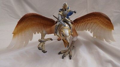Schleich# 70107 Griffin Rider from The World of Knights series – retired