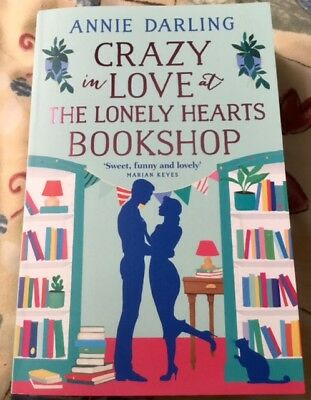 Annie Darling – Crazy in Love at the Lonely Hearts Bookshop