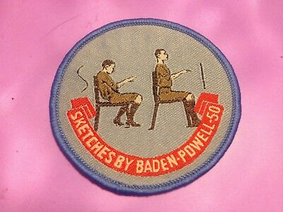 Girl Guides / Scouts Sketches by Baden Powell 50