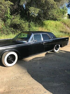 1962 Lincoln Continental  vehicles