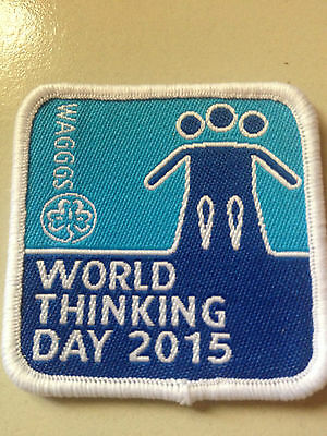 Girl Guides / Scouts Thinking Day 2015