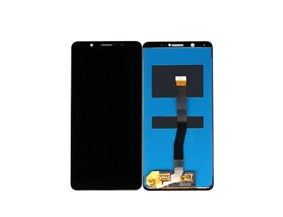 Schwarz Full LCD Display + Touch screen For Vivo V7