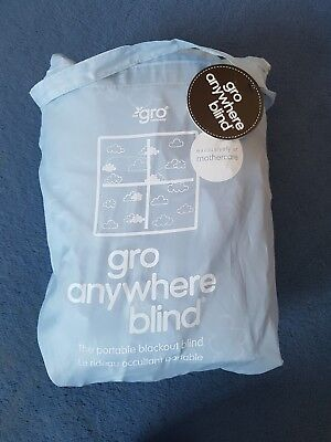 Gro Anywhere blackout blind limited edition
