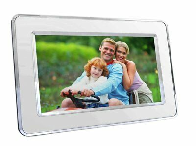 Mustek PF-A700B 7-Inch Multimedia Digital Photo Viewer