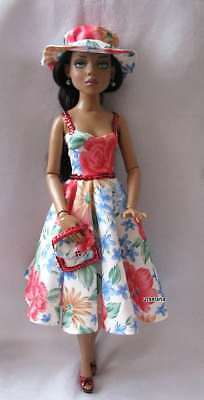 """Outfit for Ellowyne doll 16"""""""