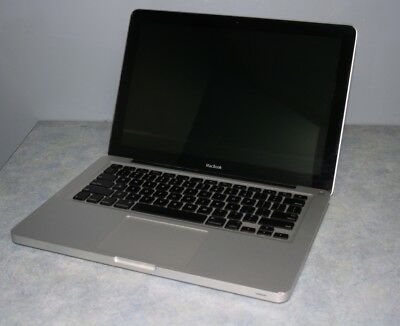 "Apple MacBook 13.3"" Late 2008 Core 2 Duo 2.0Ghz 4GB Ram 1TB HDD"