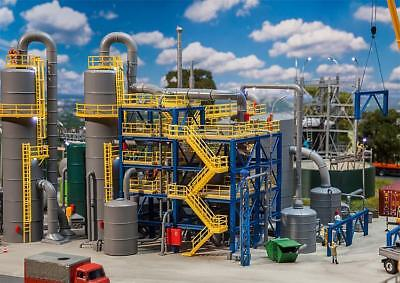 Faller Chemical Plant Kit 130175 HO Scale (suit OO also) Free Shipping