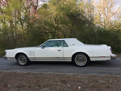 1979 Lincoln Mark Series Collector's Series Lincoln Mark V Collector's Series
