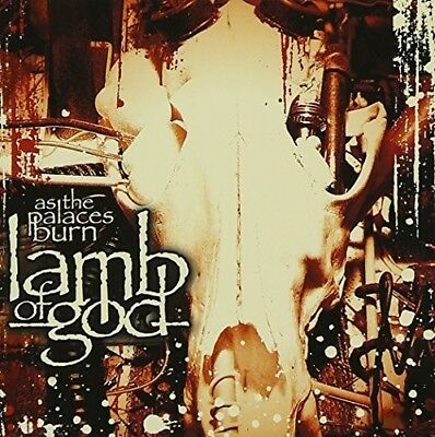 Lamb Of God - As The Palaces Burn (CD Used Like New)