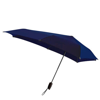 NEW Senz Midnight Blue automatic pocket umbrella Men's by The Design Gift Shop