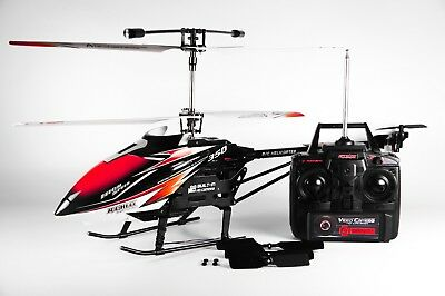 JXD-350V Video Camera Alloy Helicopter Gyro 3.5 Channel Remote Control