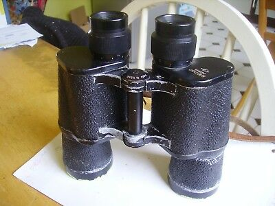 Collectible pair of Vintage binoculars 7x50 No. 332010 Made in USSR.