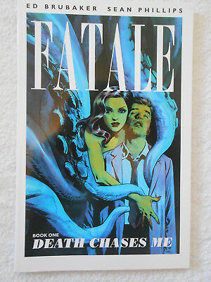 Fatale Vol.1 Death Chases Me TPB Graphic Novel