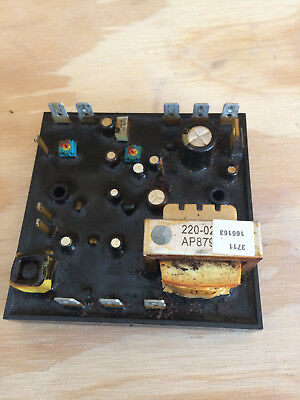 Lincoln Impinger 1600 Temperature Control Board Part# 369728