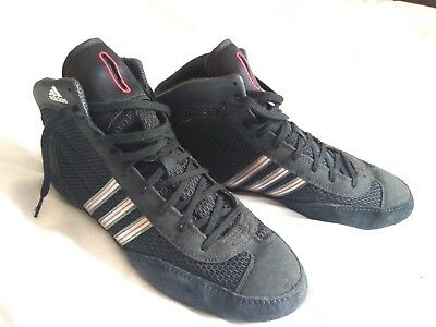 Mens Adidas Boxing MMA Shoes UK 9