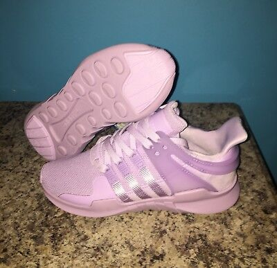 7c91a24f83ae NEW Adidas EQT Support ADV Training Shoes (BY9109) Purple Glow Women s Size  5.5