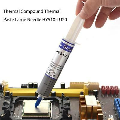 High Thermal Compound Paste Large Needle HY510-TU20 For CPU VGA LED Chips