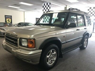 2000 Land Rover Discovery  low mile se7 free shipping warranty clean 2 owner luxury suv awd 4x4 finance