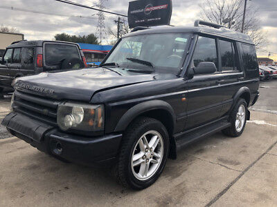 2004 Land Rover Discovery  runs and drives 4x4 parts or restore project cheap 4.6 free shipping