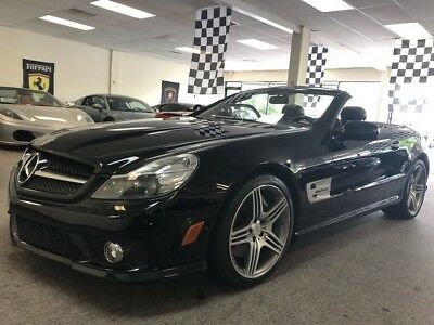 2012 Mercedes-Benz SL-Class  sl63 low mile amg warranty free shipping collector finance exotic luxury rare