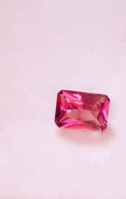 Extremly Rare Red And Color Change Diaspore Gemstone,100 % Natural, 1.10 Crts