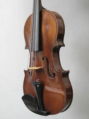 "Beautiful Old 15.5"" Viola  **  Rich Tone  **"