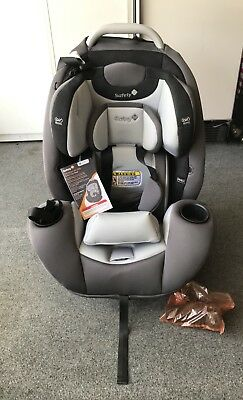 Safety 1st - ULTRAMAX™ AIR 360 4-in-1 Convertible Car Seat - Color-Raven - NWOB