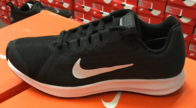 1653457d52f NIKE Downshifter 8 GS Kid s Youth Running Shoes Black White 922853 001 KacHS