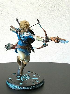 The Legend of Zelda Breath of the Wild PVC Statue Link