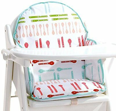 High Chair Padded Cushion Comfortable Baby Eating Easy Clean Durable Seat