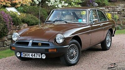 1979 Mg Bgt 1.8 O/d Russet/magnolia Exceptional Car *a Must See 174 Pic Advert *
