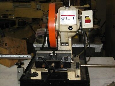 JET J-F225 1 HP 1- Phase Manual Bench Cold Saw