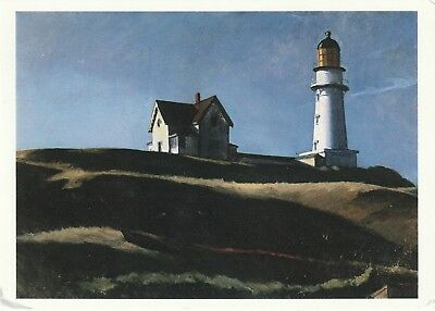 """*Scenic View Postcard--ART--""""The Lighthouse Hill, 1927"""""""