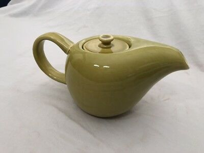 Vintage Russel Wright Chartreuse Green Steubenville Teapot Mod Retro & Russel Wright China \u0026 Dinnerware Pottery \u0026 China Pottery \u0026 Glass ...