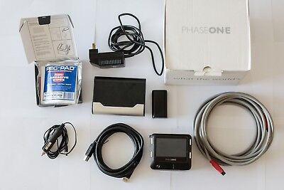 Phase One IQ140 40mp Digital Back M Mount w/ Accessories, perfect shape!