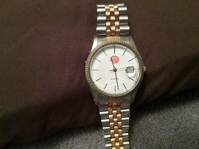 Shell Oil Company - Crew Issued Watch