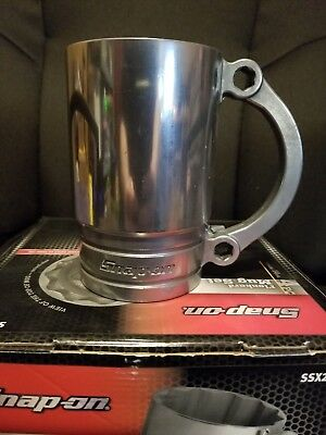 1 NEW SNAP ON FLANKARD MUG - No Box