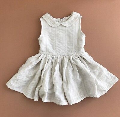 DAUGHTER DAUGHTER.CO SUNDAY DRESS, Size 7/8