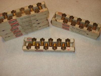 Box of 10 Texaco #89 Miniature Light Bulbs Made by GE in the USA