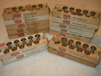 Box of 10 Texaco #1895 Miniature Light Bulbs Made by GE in the USA