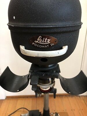 Leitz Leica Focomat Photography Enlarger Vintage