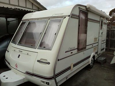 2 Berth Caravan Compass