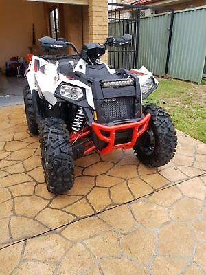 2014 Polaris Scrambler XP 1000 4X4