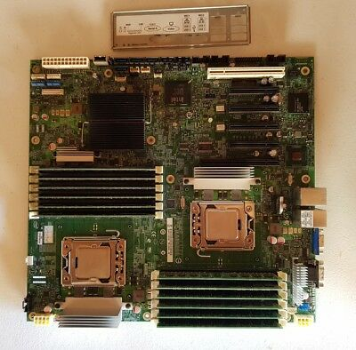 Intel S5520HC server motherboard + 2x Intel Xeon 5628 + 48GB Kingston ram