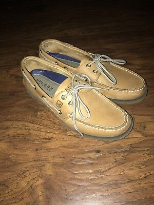 fast delivery top-rated discount cheap for sale MEN'S SPERRY TOP Sider Authentic Original Slip On Leather Boat Shoes EXTRA  WIDE
